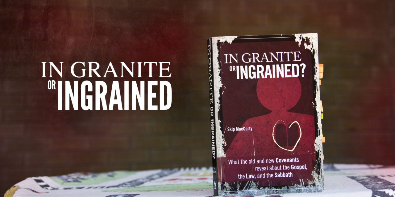 Book: In Granite or Ingrained by Skip MacCarty
