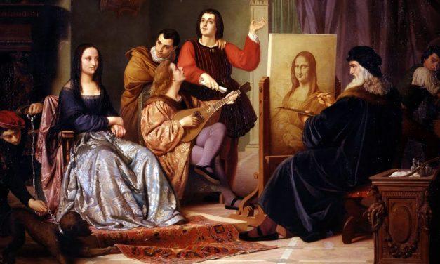 Mona Lisa or Davinci