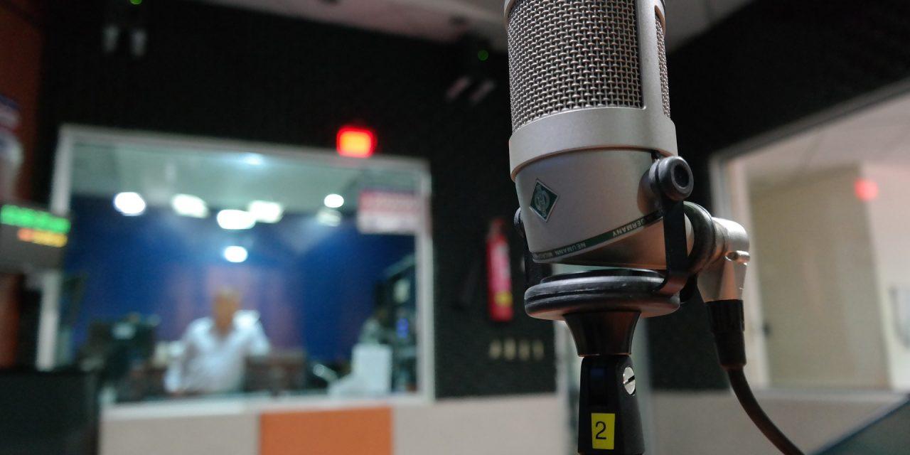 I was interviewed on FaithFM