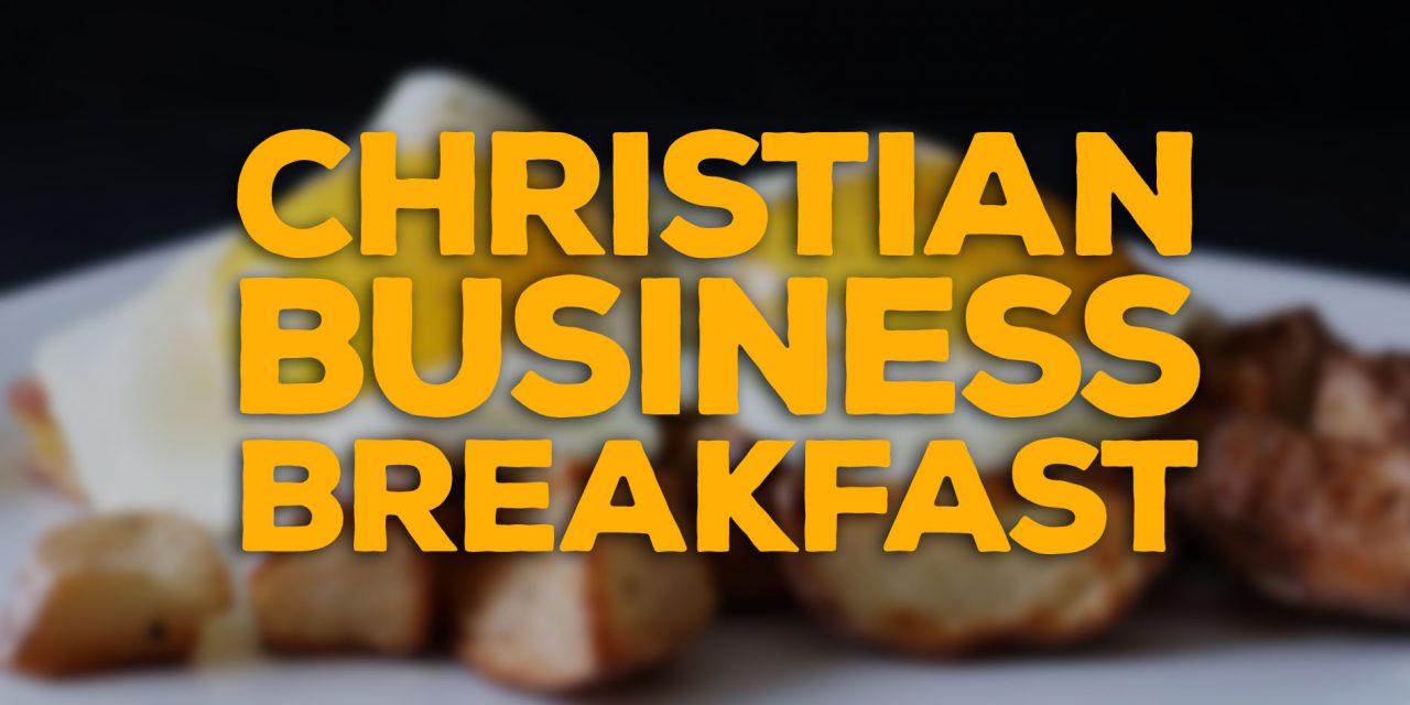 My Talk at the CBO Breakfast